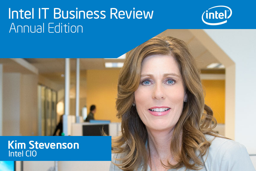 Intel IT Annual Edition