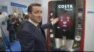 Costa Enterprises Makes Coffee Vending a Sensory Experience